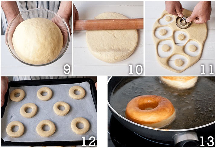 Donuts Ingredientes